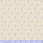Marcus Fabrics Bountiful Blues - Cream