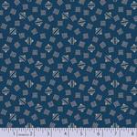 Marcus Fabrics Bountiful Blues - Blue Blokje
