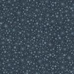 Benartex A Very Wooly Winter - Wooly Snowball - Blue