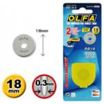 Olfa Rotary Blade - 2 stuks - 18 mm