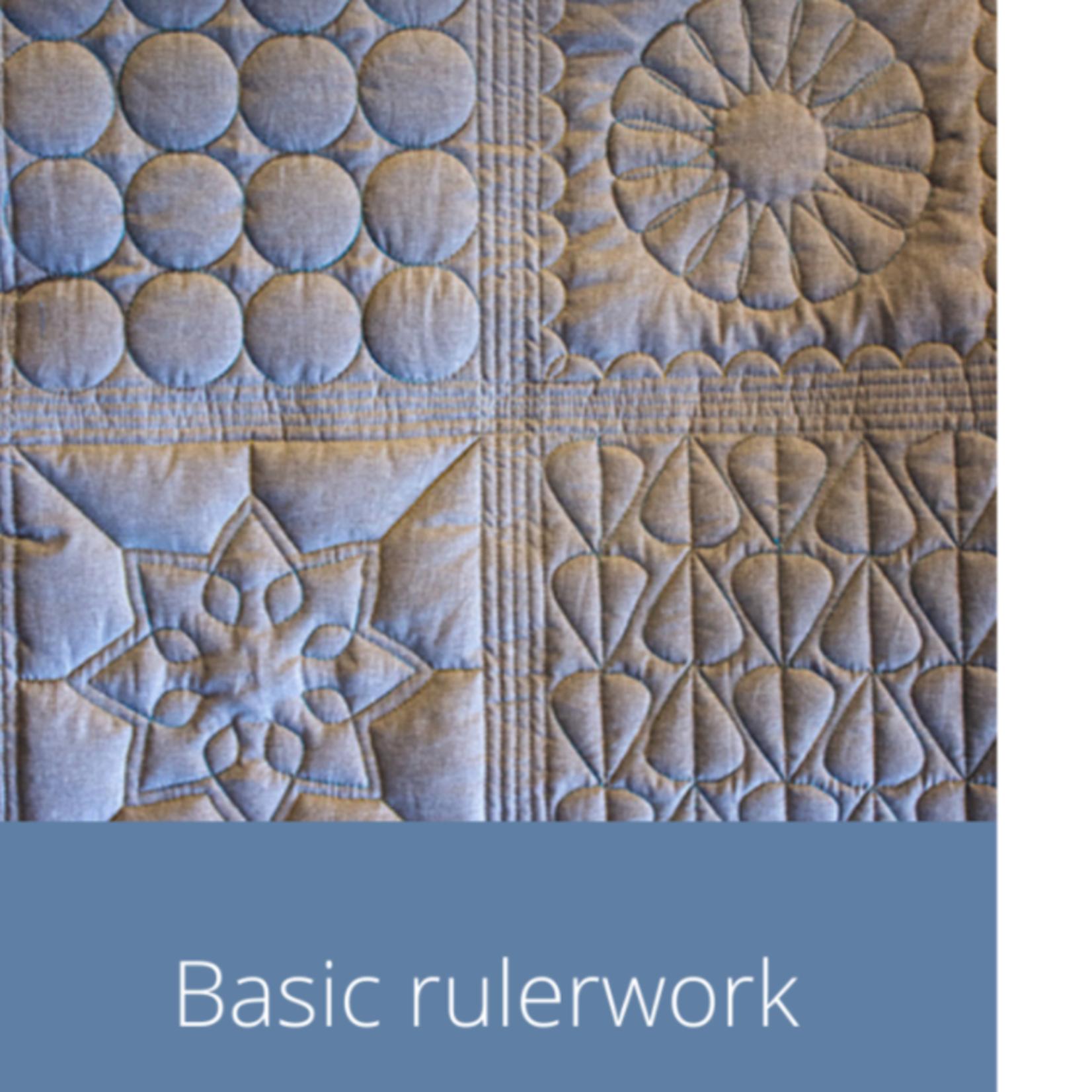 Basic Rulerwork | dinsdag 25 januari