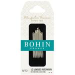 Bohin BETWEEN NEEDLES Nr 8/12 (Blister 20pc)