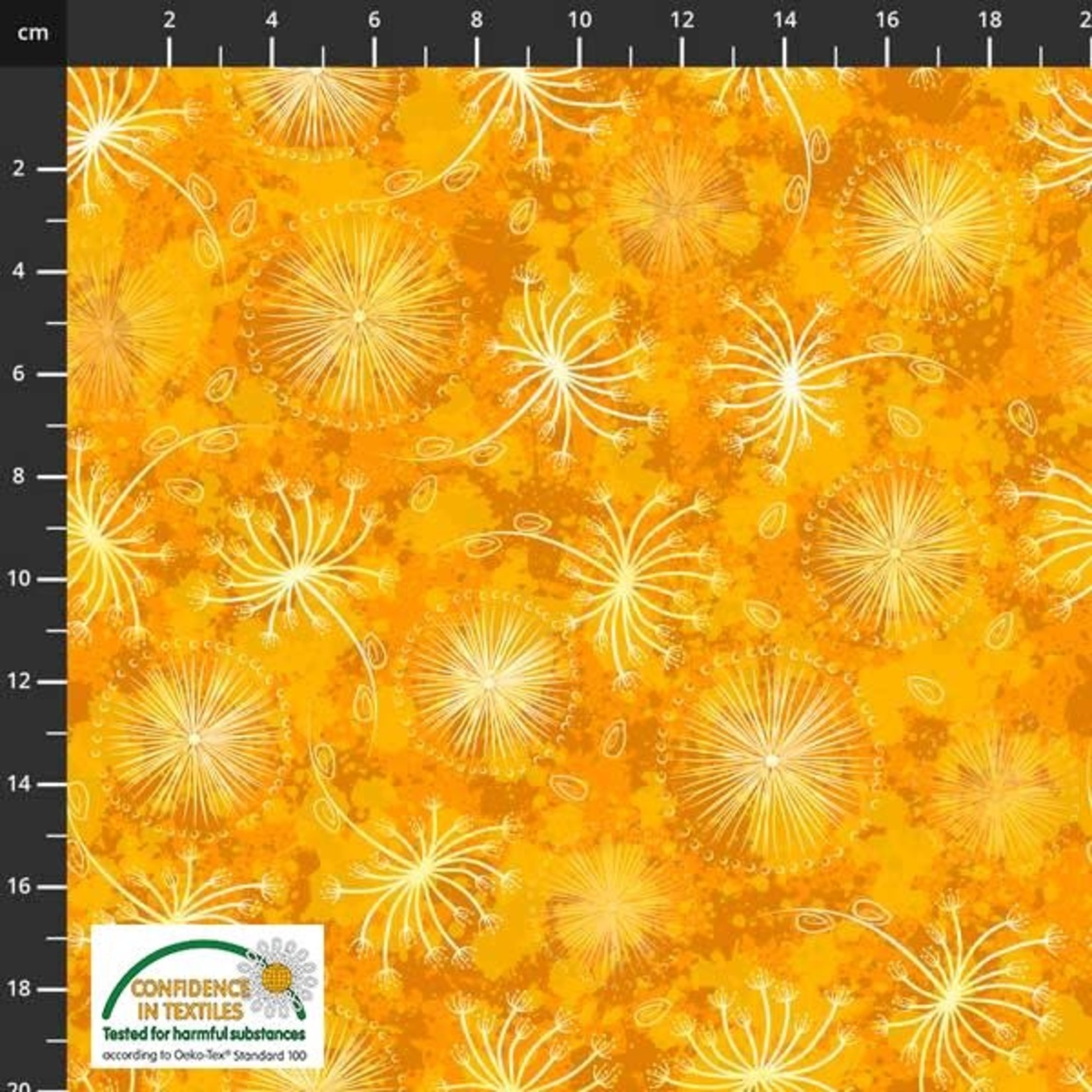 Stof Fabrics Flowers In The Wind 696
