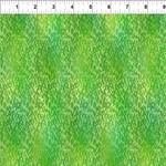 In the Beginning Fabrics A Groovy Garden - Texture -  Green