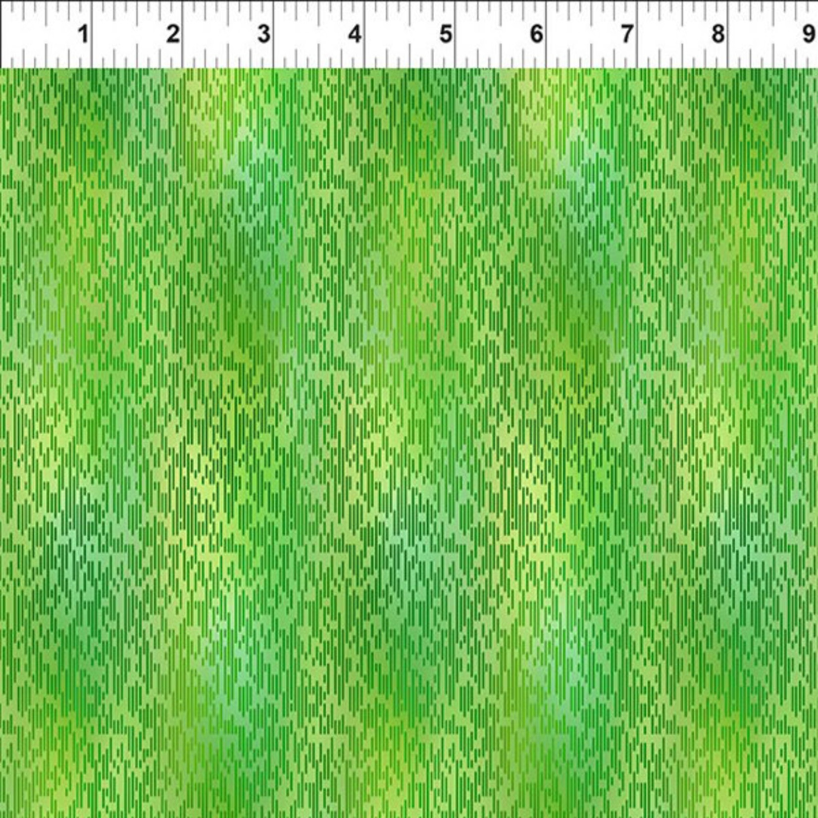 In the beginning A Groovy Garden - Texture -  Green