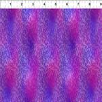 In the Beginning Fabrics A Groovy Garden - Texture - Purple
