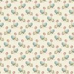 Andover Fabrics Super Bloom - Clover - Sand