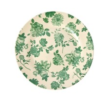Bord 'Green Rose' print