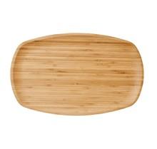 Bamboe serveerschaal van Rice