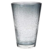 Longdrinkglas Bubble Grijs
