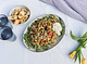 Recept fusilli pasta met pistache pesto en ricotta