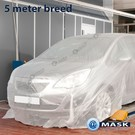 KEMTEX Verfhechtende @MASK folie HDPE, 5 meter breed