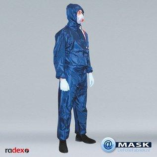 Radex Werkkleding overall POLYESTER BLUE