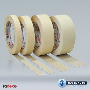Radex Masking Tape 60º wit