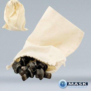 @Mask Katoenen opbergzakje voor uw wielbouten