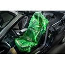 KEMTEX 25 wegwerp stoelhoezen, ter bescherming van de bekleding van de autostoel.