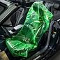 KEMTEX 25 wegwerp stoelhoezen, ter bescherming van de bekleding van de autostoel. Los geleverd.