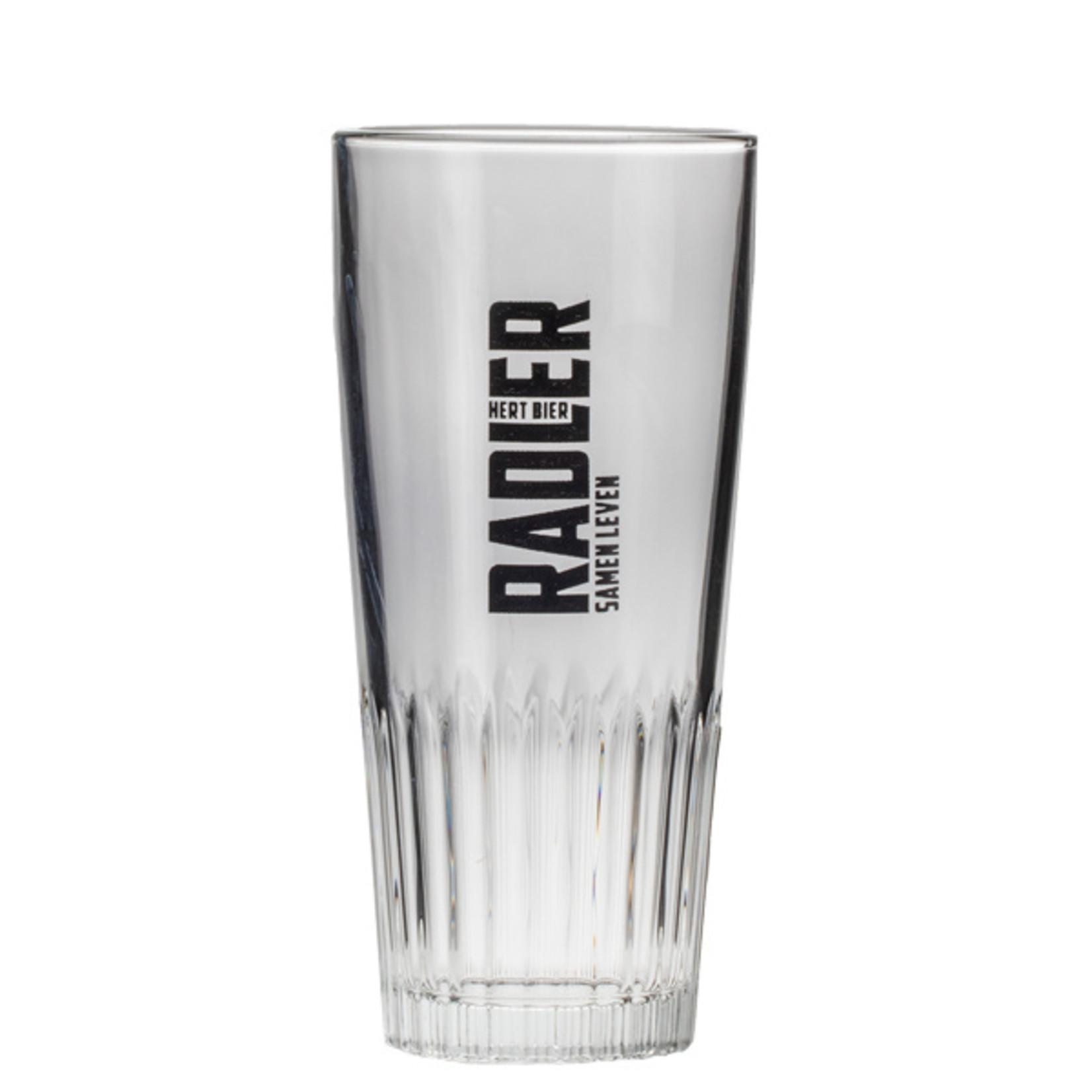 Hert Bier Hert Bier glazen (set van 6 stuks)