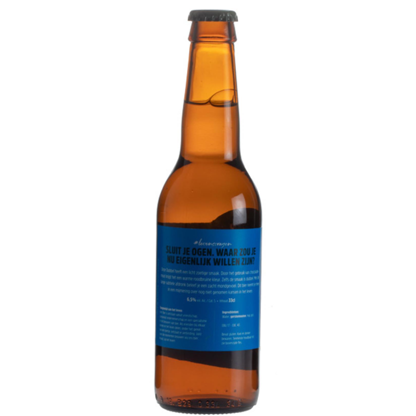 Hert Bier Dubbel Leven - 6,5%