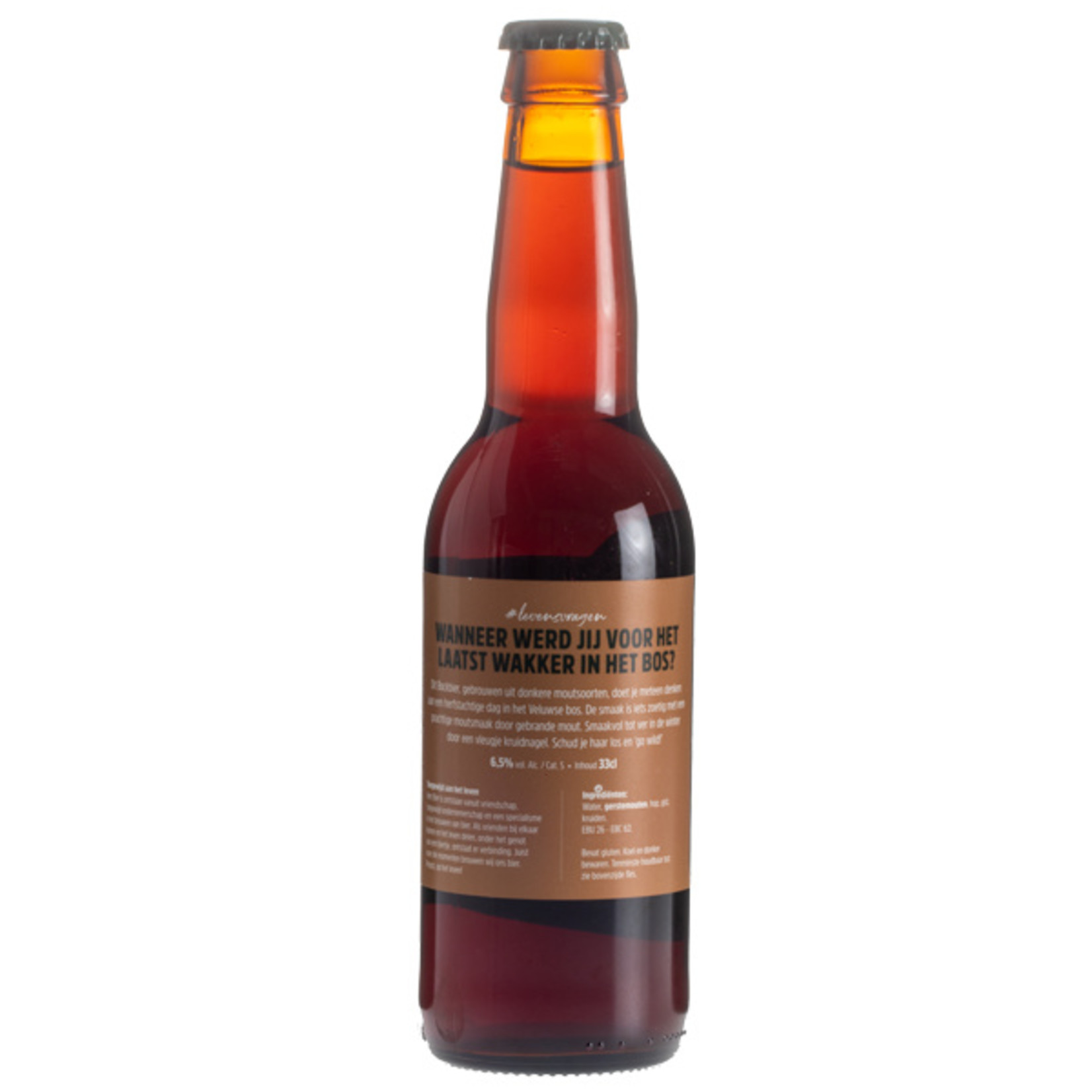 Hert Bier Wild Leven - 6,5%