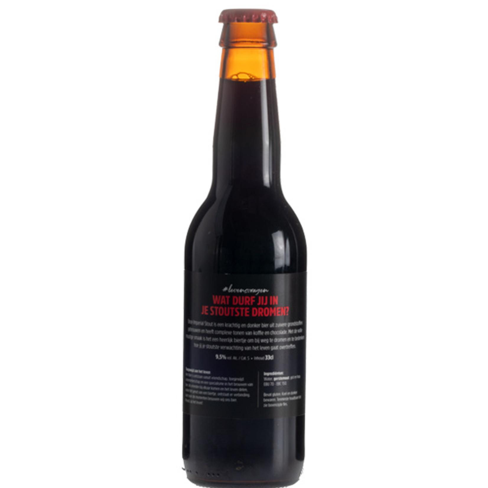 Hert Bier Stout Leven - 9,5%