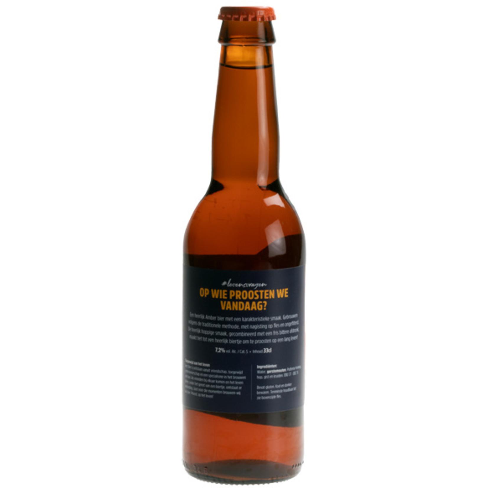 Hert Bier Lang Zal Die Leven - 7,2%