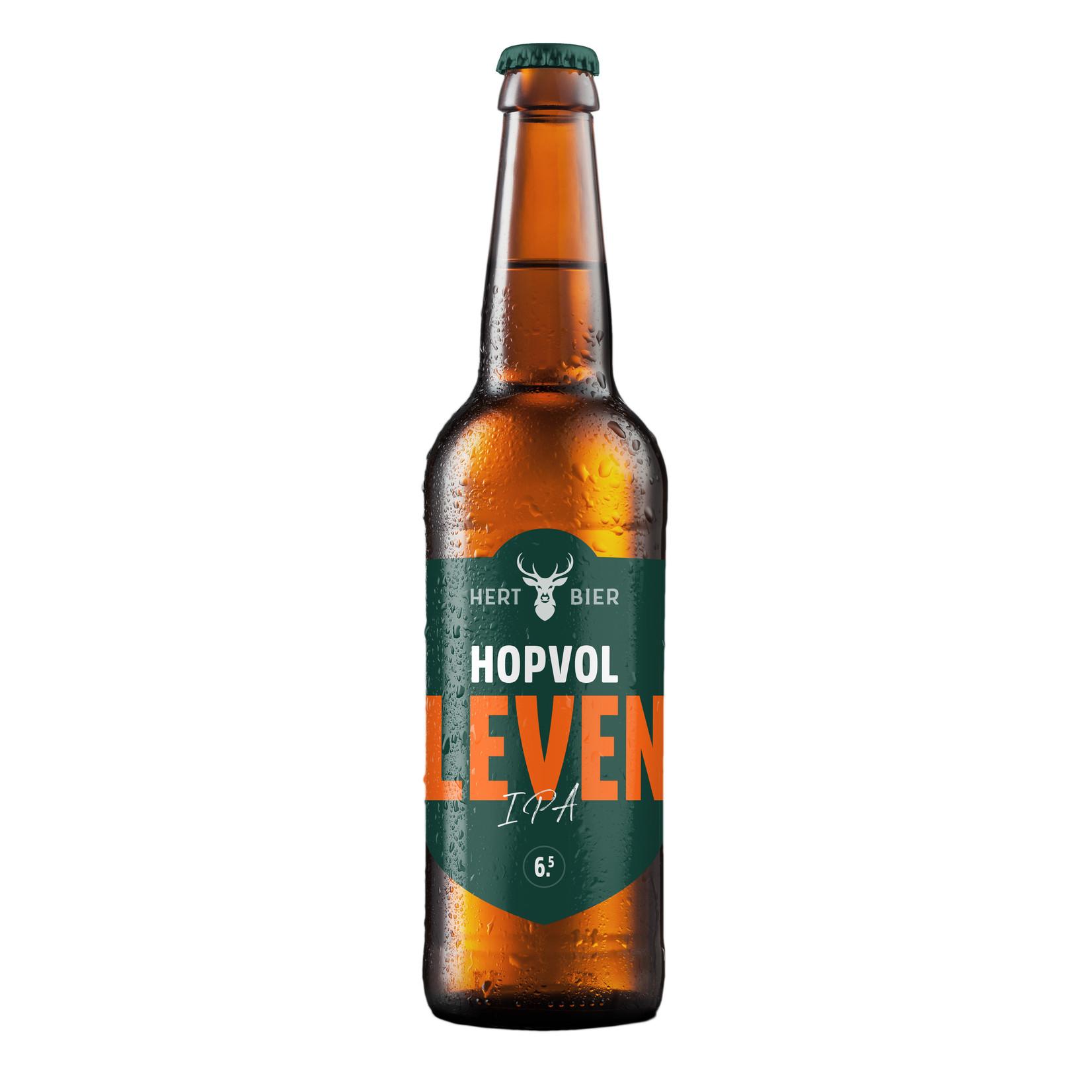 Hert Bier Hopvol Leven - 6,5%