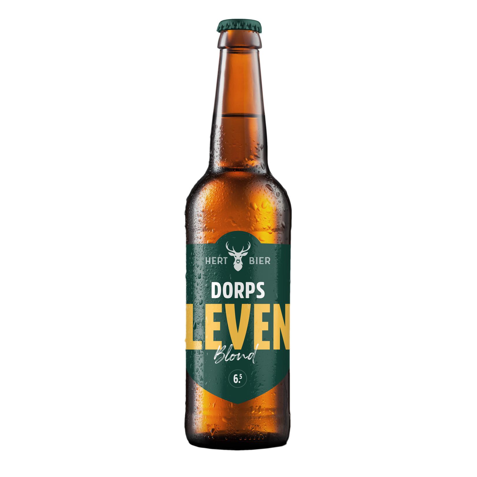Hert Bier Dorps -Leven 6,5%