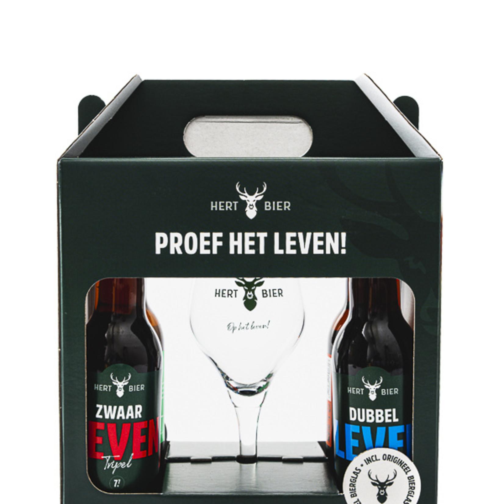 Hert Bier Stijlvolle bierdoos met 6 speciaalbieren - Copy - Copy
