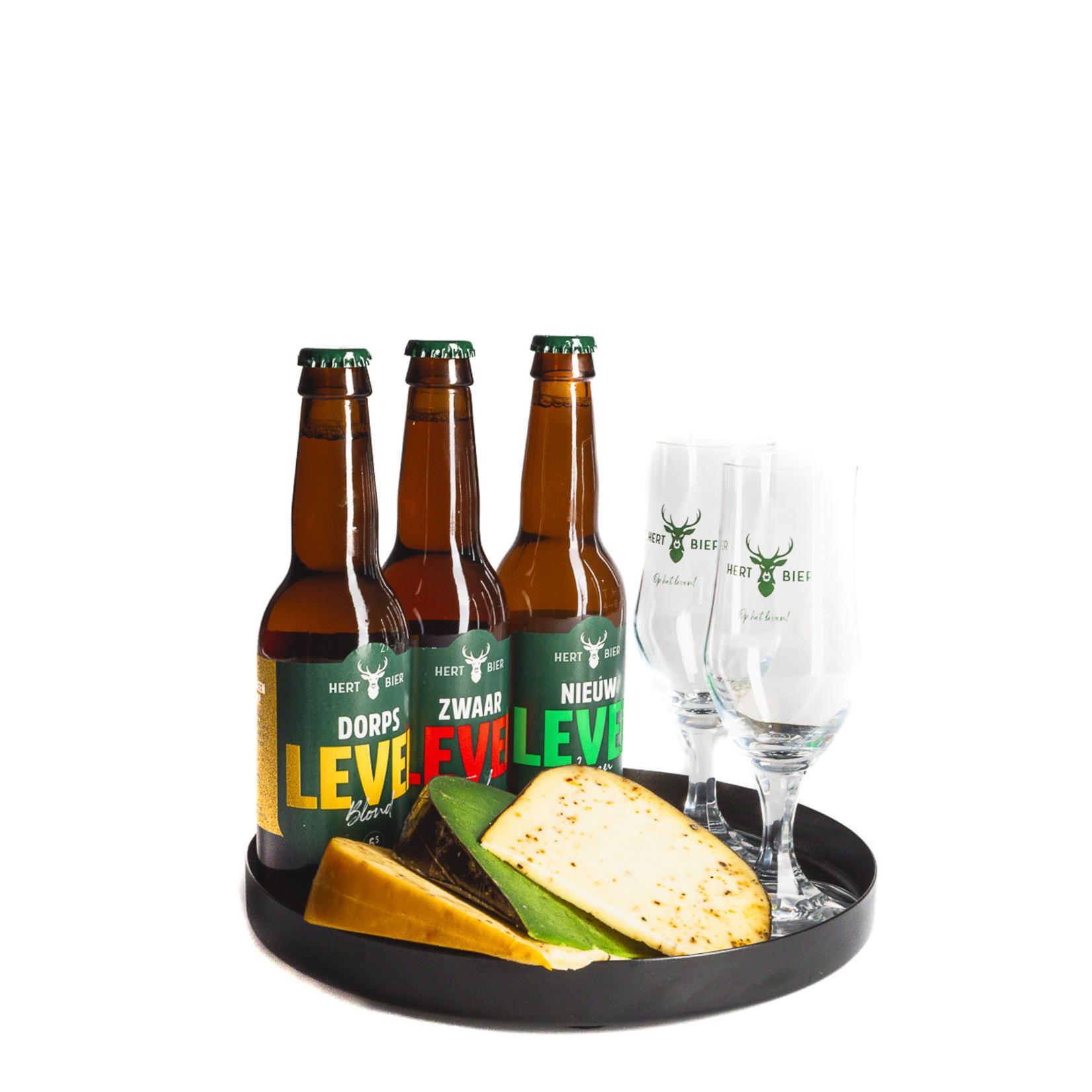 Hert Bier Say Cheese! Beers and bites proeverij