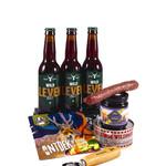 Hert Bier Wild Leven Pakket