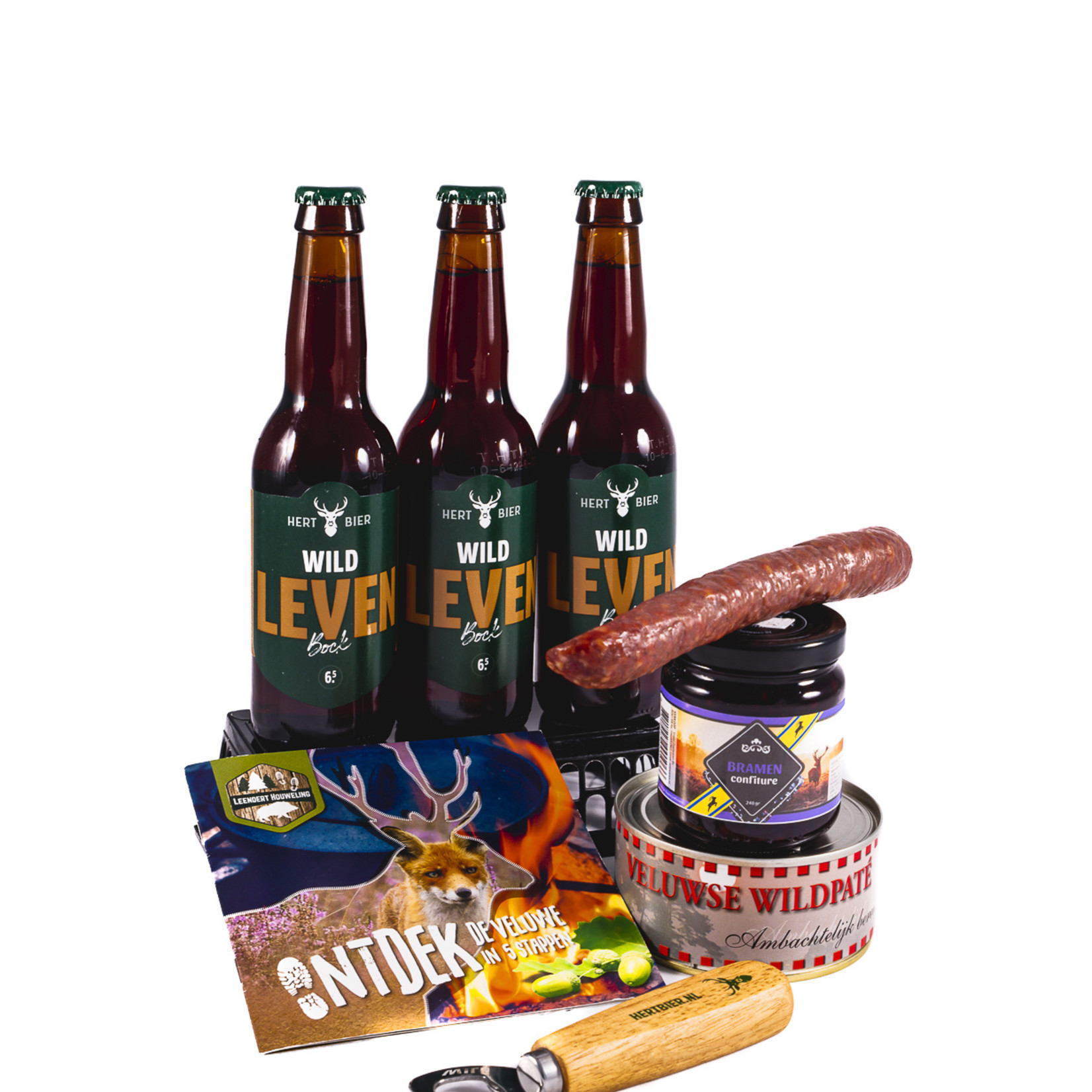 Hert Bier Beers and bites basic  - Copy