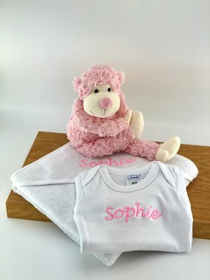 Newborn baby pakket meisje