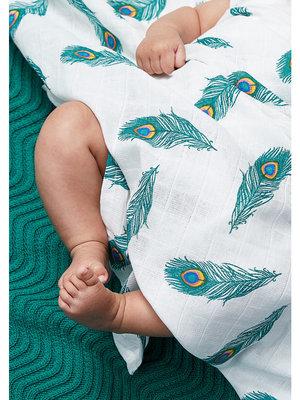 XXL hydrofieldoek Peacock