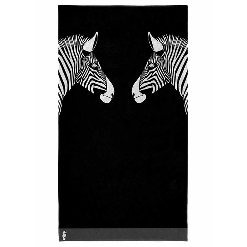 Seahorse Strandhanddoek Zebra
