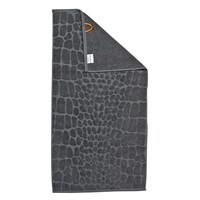 Handdoek Crocoprint