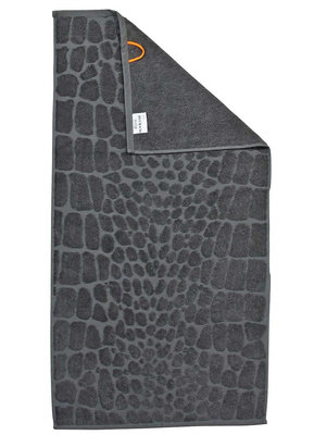 Handdoek Crocoprint