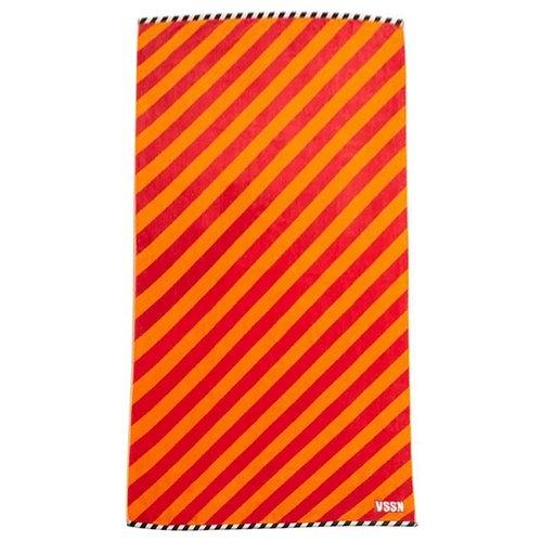 Vossen Strandhanddoek Vossen Stripes