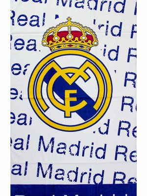 Kinderstrandlaken Real Madrid