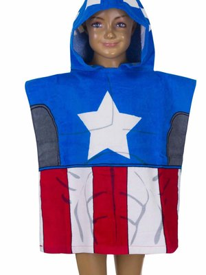 Avengers kinderponcho