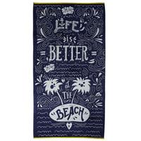 KAAT strandhanddoek Beach Life