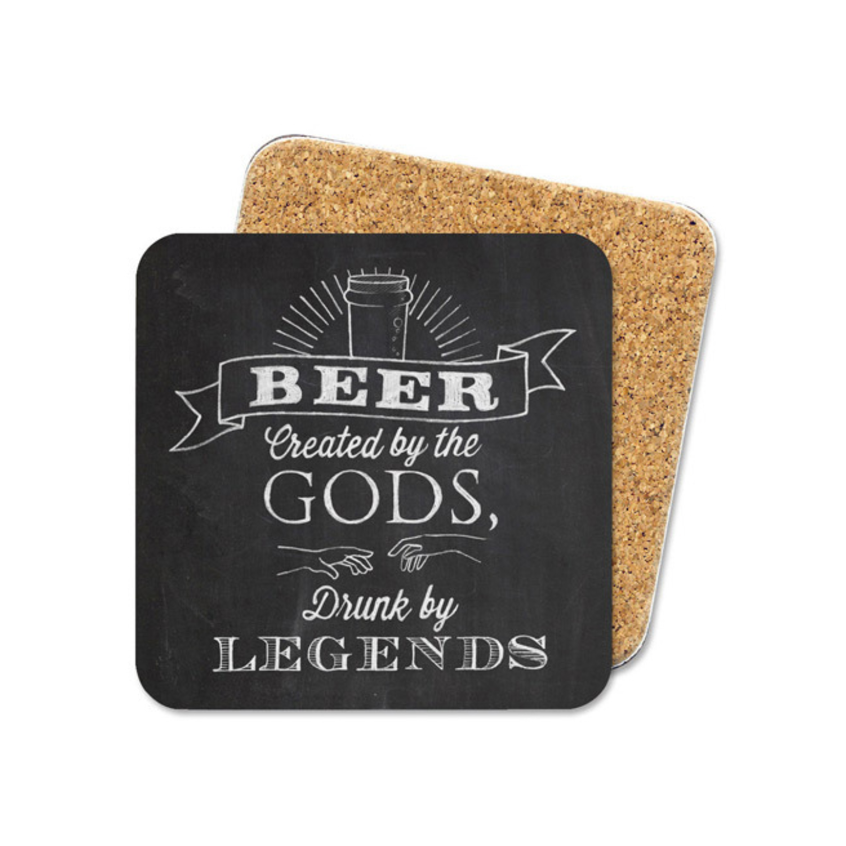 Brainbox Candy Beer Created by Gods Coaster