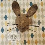 Fiona Walker Fiona Walker Felt single hare hook