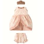 Maileg Maileg Clothes - Micro & Mouse, Princess dress, Rose