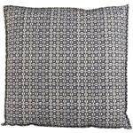 Grand Illusions Cushion Pondicherry Indigo 45x45cm