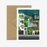 All The Ways To Say Botanical Buildings Card