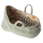 Maileg Maileg Carry Cot - Dusty Green MY