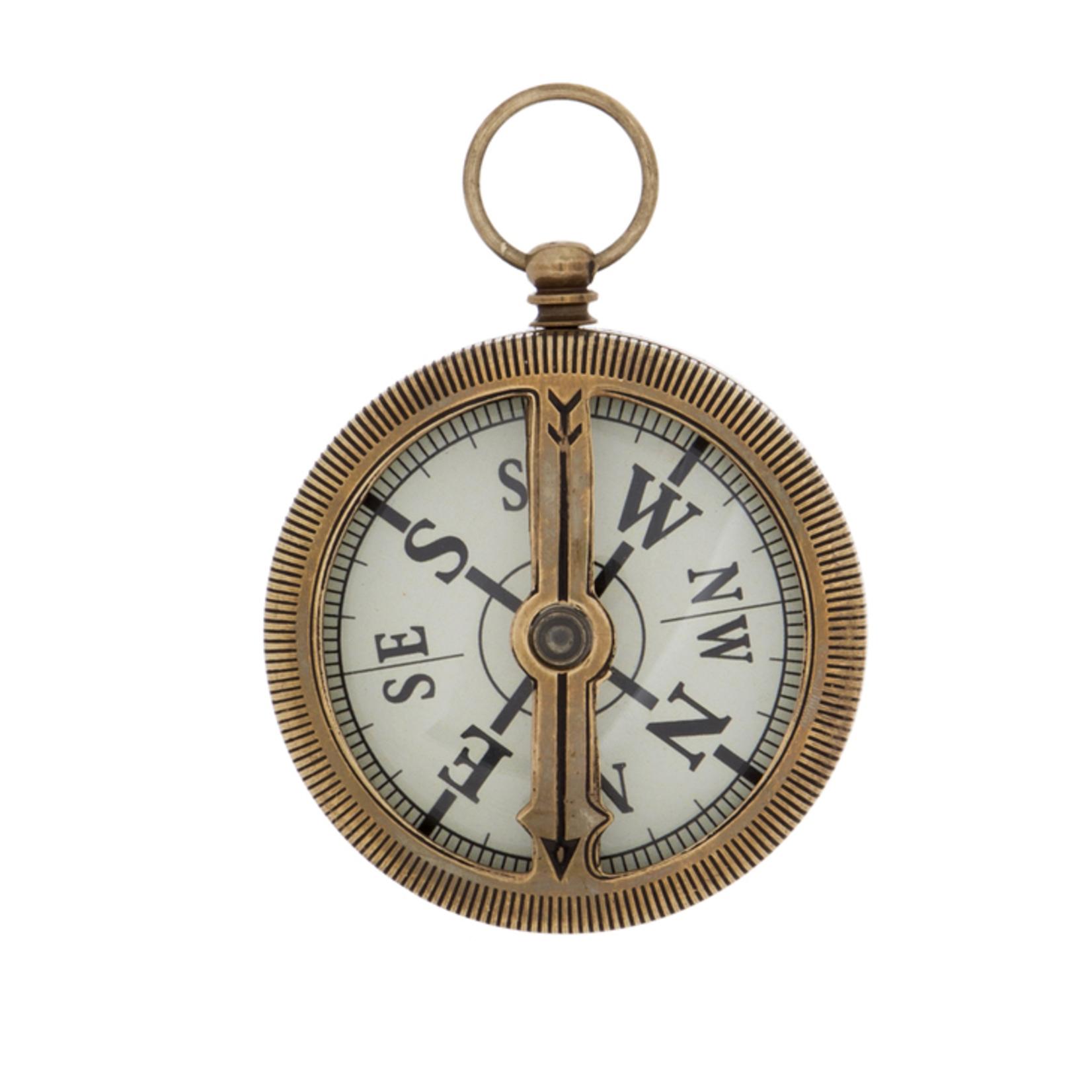 LOrnaments Halfpenny Compass