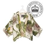 ONE HUNDRED STARS KEW Kimono Passion Flower Ivory