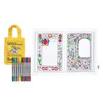 Eat Sleep Doodle Doodle Colour In fairytales & legends Placemat To Go